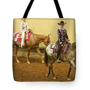 Horse Girls Tote Bag