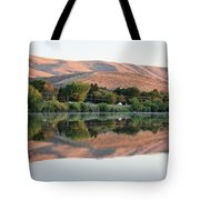 Horse Heaven Hills Sunset Tote Bag