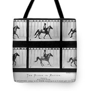 Horse In Motion, 1878 Tote Bag