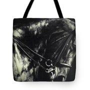 Horse In The Dark II Tote Bag