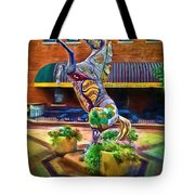 Horse Of Another Color Tote Bag by Jon Burch Photography