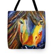 Horse One Tote Bag