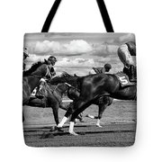 Horse Power 11 Tote Bag