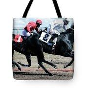 Horse Power 12 Tote Bag