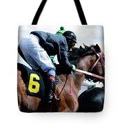 Horse Power 14 Tote Bag