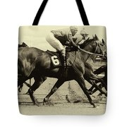Horse Power 15 Tote Bag