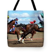 Horse Power 6 Tote Bag