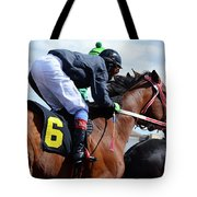 Horse Power 8 Tote Bag