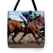 Horse Power 9 Tote Bag