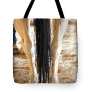Horse Tail. Tote Bag