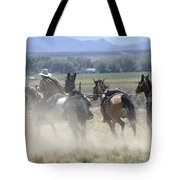 Horse Thief Tote Bag