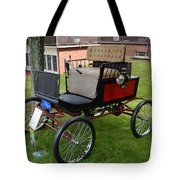 Horseless Carriage-c Tote Bag