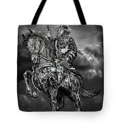 Horseman Tote Bag