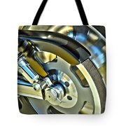 Horsepower Transfer  Tote Bag
