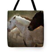 Horses-02 Tote Bag