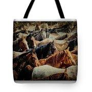 Horses 29 Tote Bag
