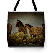 Horses 34 Tote Bag