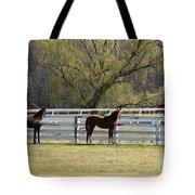 Horses 363 Tote Bag