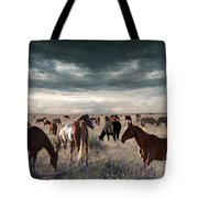 Horses Forever Tote Bag