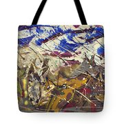 Spirit Of The Horses Tote Bag