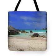 Horseshoe Beach Tote Bag