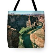 Horseshoe Bend Arizona Colorado River  Tote Bag