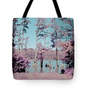 Horseshoe Conservation Area Infrared Tote Bag