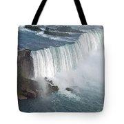 Horseshoe Falls At Niagara Tote Bag