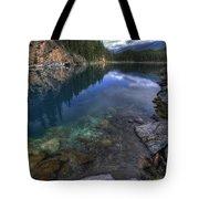 Horseshoe Lake Tote Bag
