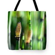 Horsetail Tote Bag