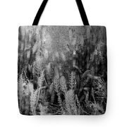 Horsetail Plant Panorama Two  Tote Bag