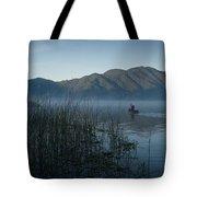 Horsetails On Lake Atitlan Guatemala Tote Bag