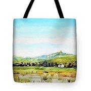 Horsetooth Mountain Tote Bag