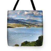 Horsetooth Reservoir Tote Bag