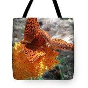 Horton Butterflies Tote Bag