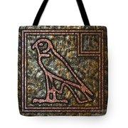 Horus Falcon Tote Bag