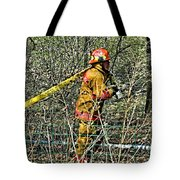 Hose Advance Tote Bag