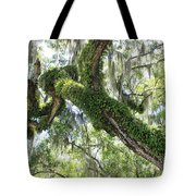 Host Tree Tote Bag