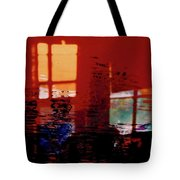Hot And Cool Tote Bag