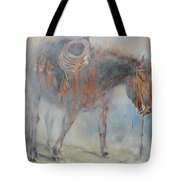 Hot And Frosty Tote Bag