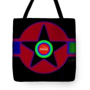 Hot Black Tote Bag