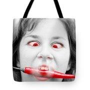 Hot Chilli Woman Tote Bag