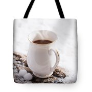 Hot Chocolate Drink Tote Bag