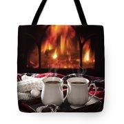 Hot Chocolate Drinks Tote Bag