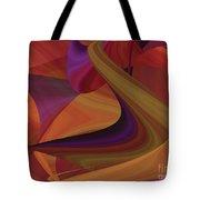 Hot Curvelicious Tote Bag