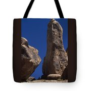 Hot Dark Blue Sky - Alabama Hills Tote Bag