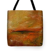 Hot Day Tote Bag
