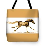 Hot Footed Tote Bag