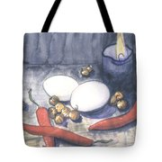 Hot Kitchen Tote Bag