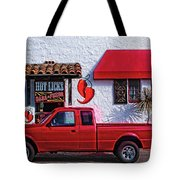 Hot Licks Tote Bag